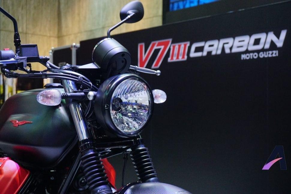 2018 Moto Guzzi V7 III