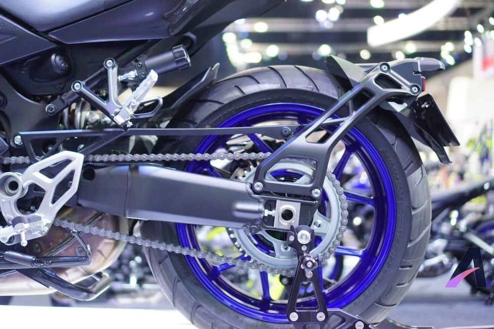 2018 Yamaha Niken