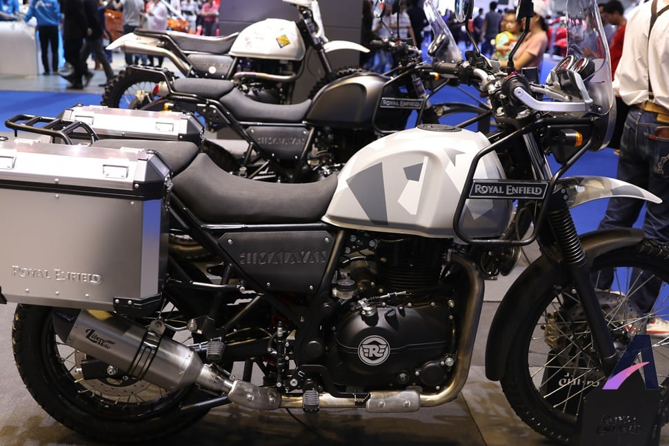 Royal Enfield Himalayan Sleet