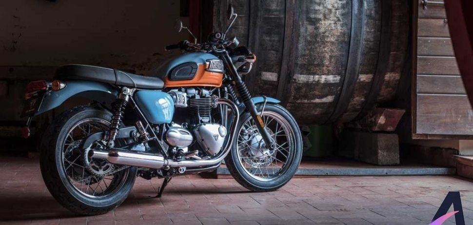 Triumph Bonneville Spirit of '59