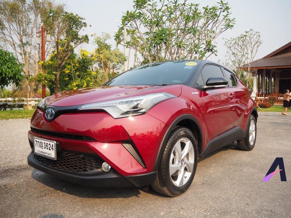 2018 Toyota C-HR 1.8 Hy