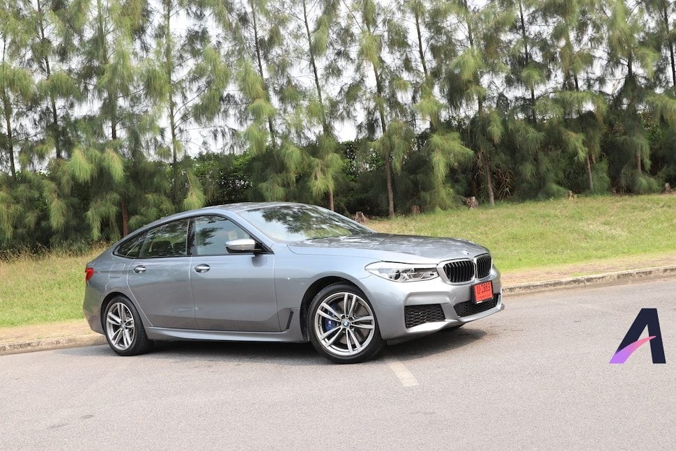 Review BMW 630d GT