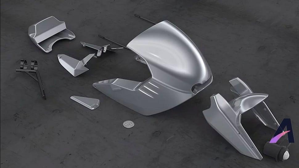 BMW RnineT ER Kit
