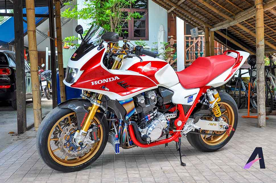 CB1300 SuperFour