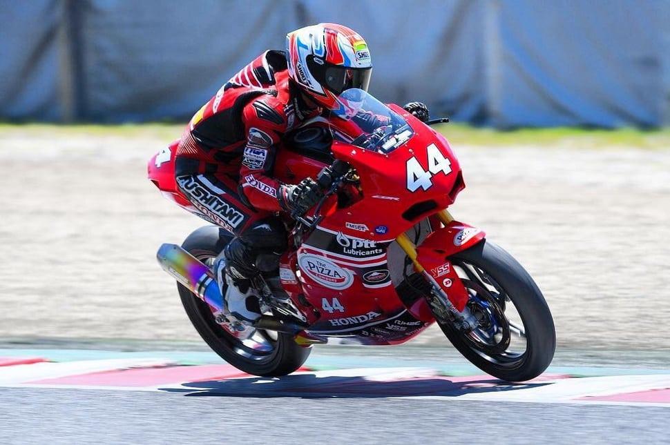 Honda ARRC Race 1