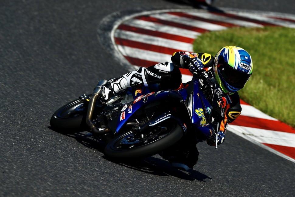 Yamaha ARRC Round3