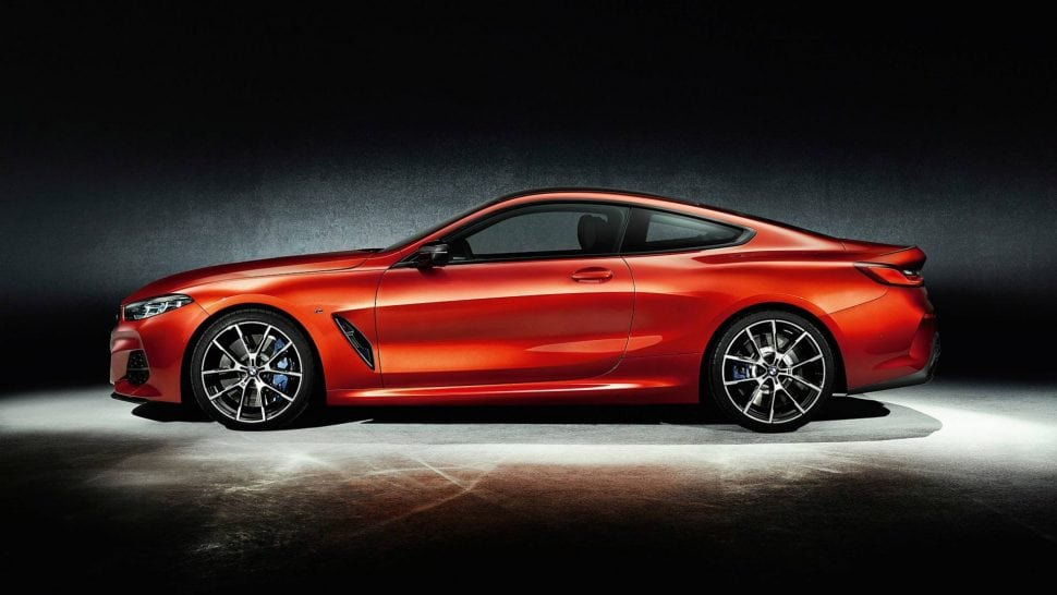 8-Series Coupe