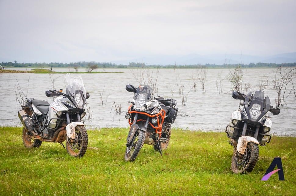 KTM Adventure Trip 2018