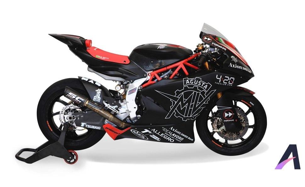 MV Agusta Forward Racing Moto2