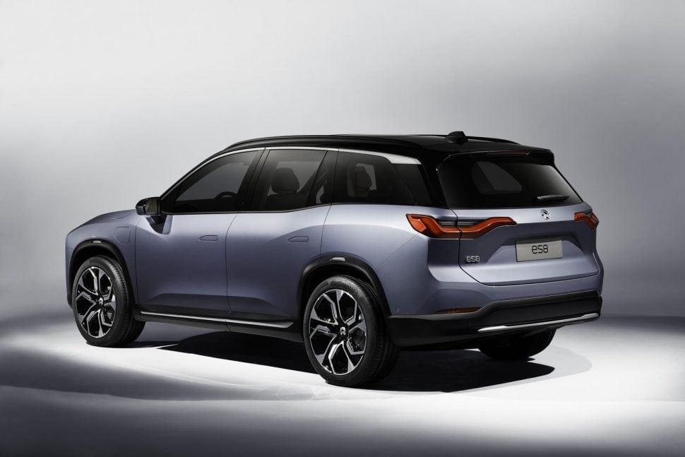 บริษัทรถยนต์พลังงานไฟฟ้า