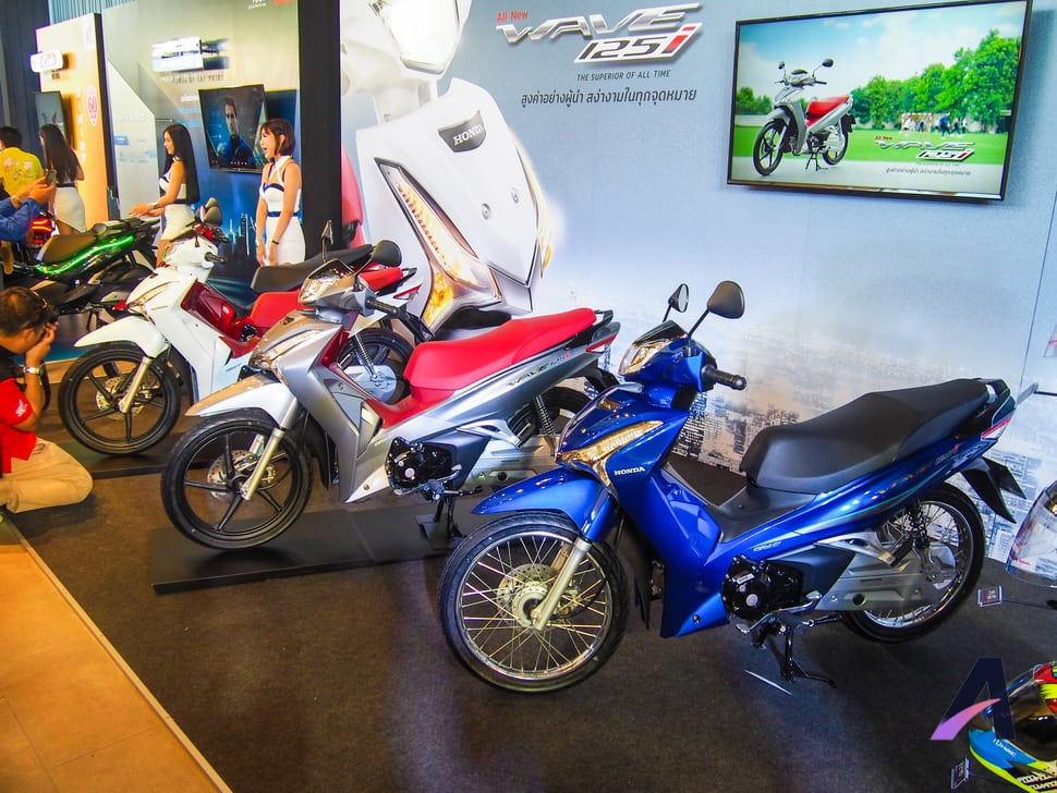 All New Wave125i