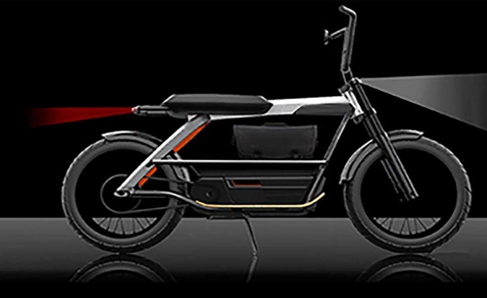 Harley-Davidson EV Scooter