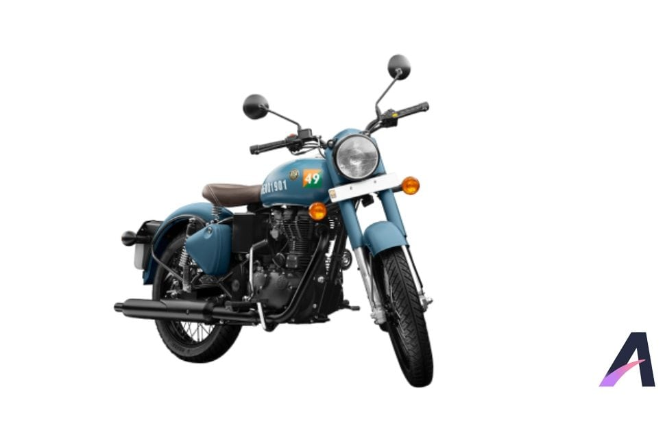 Royal Enfield Classic350 Signals Edition