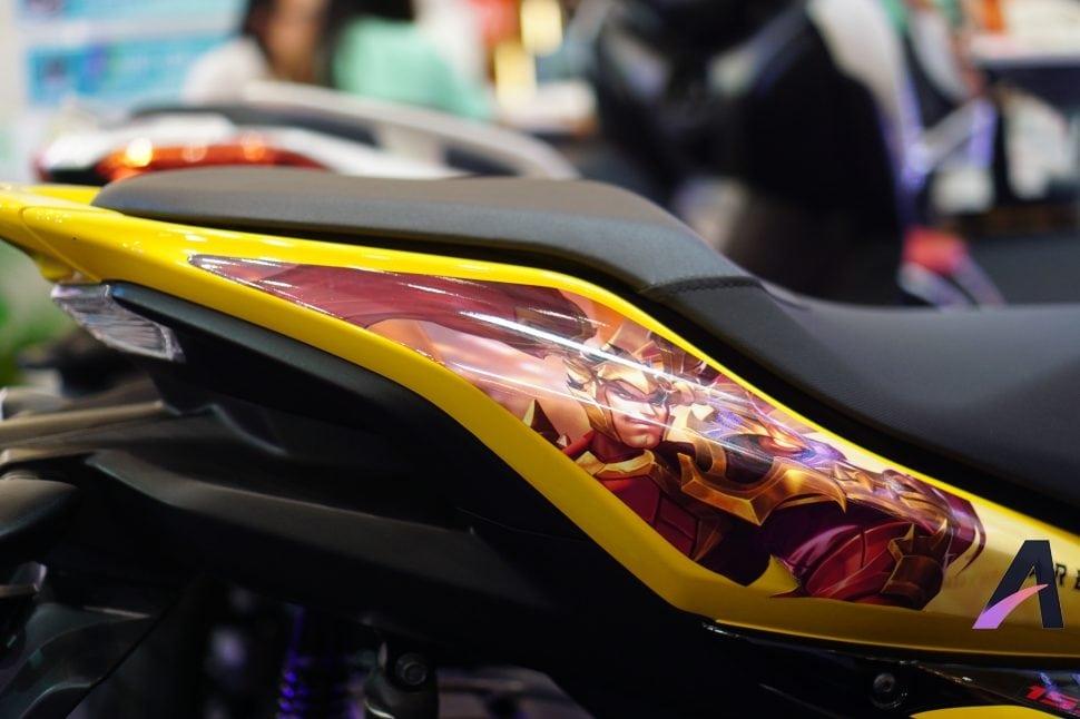 Yamaha Aerox155 RoV