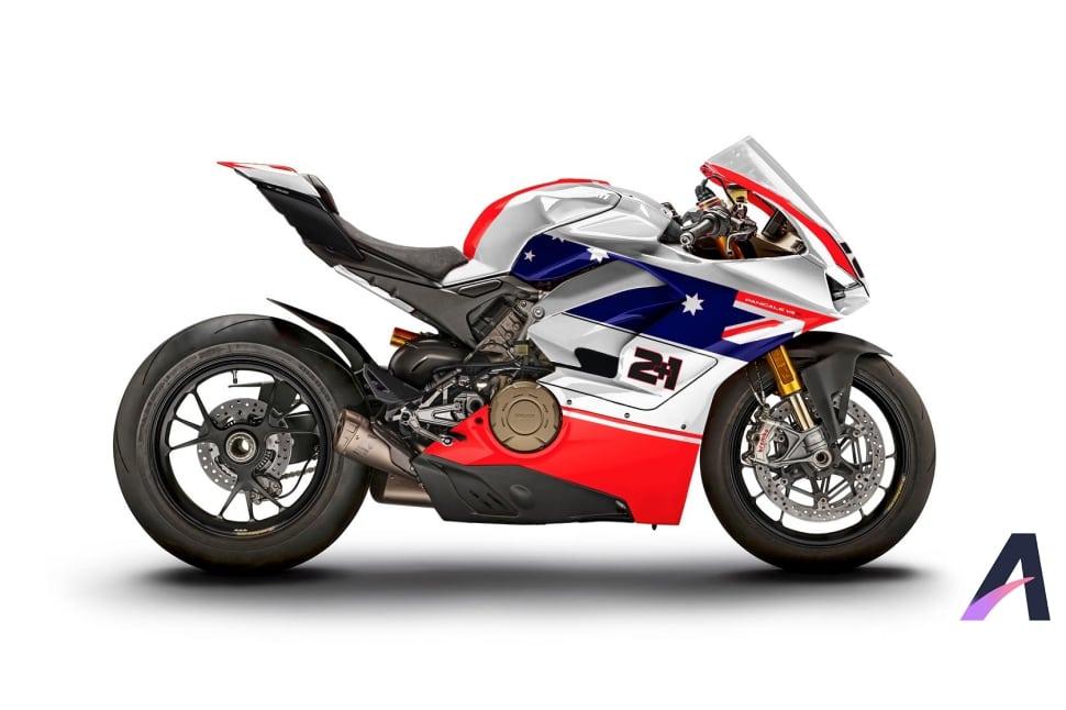 Ducati-Panigale-V4 S