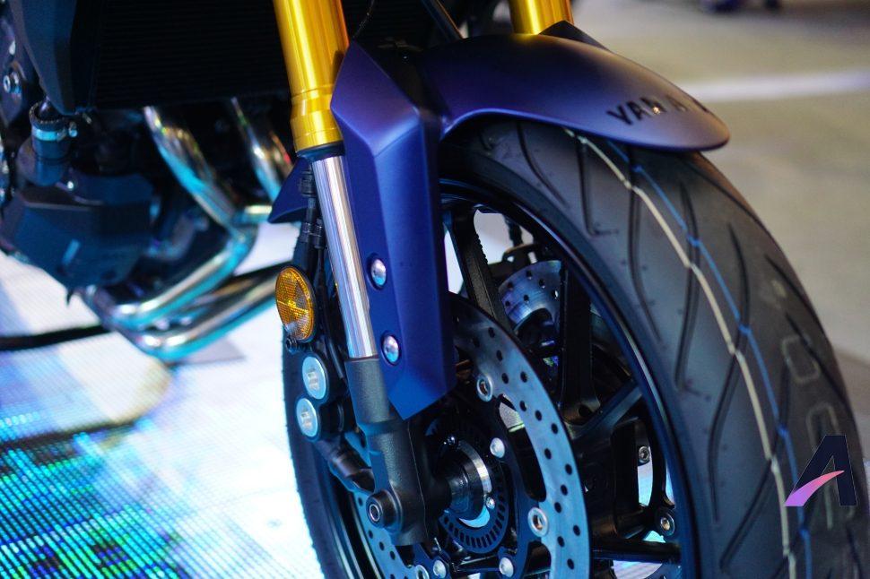 2019 Yamaha Tracer900GT