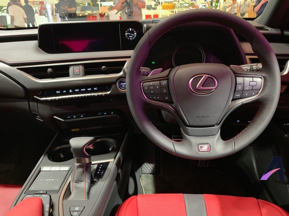 Lexus UX F Sport AWD