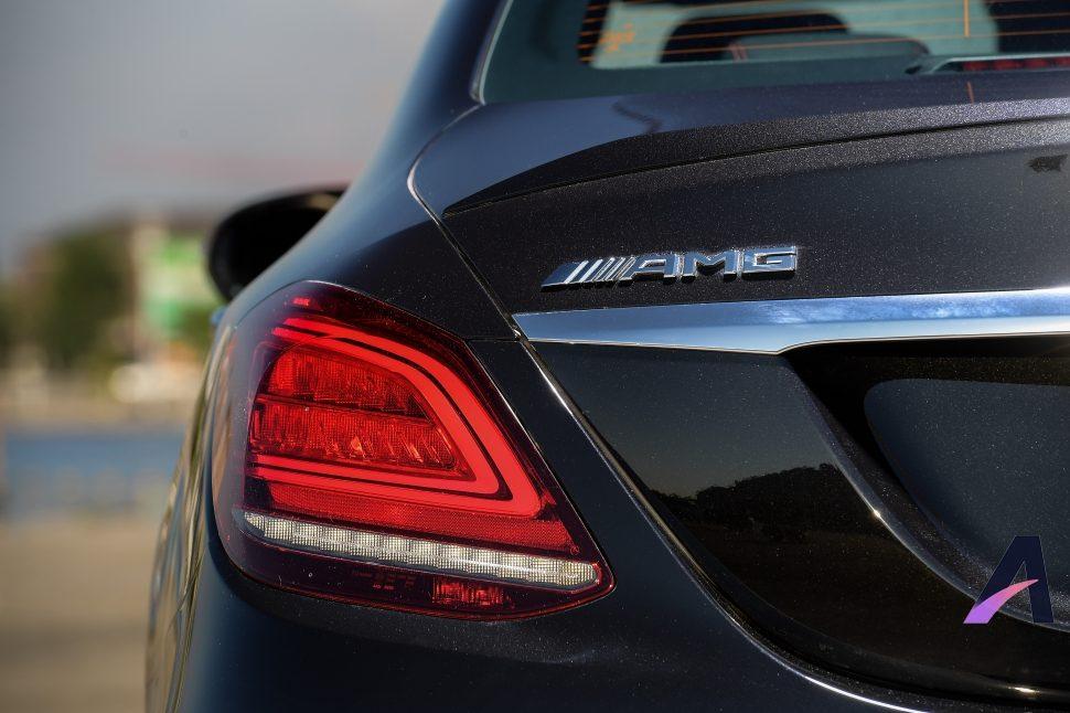 Mercedes-AMG C 43 4MATIC