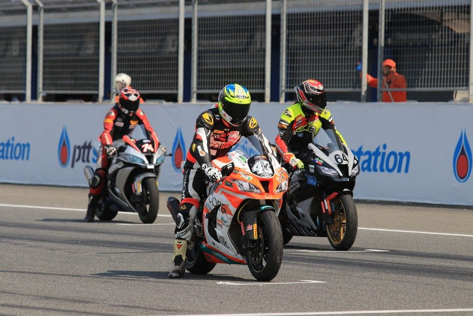 Kawasaki Road Racing