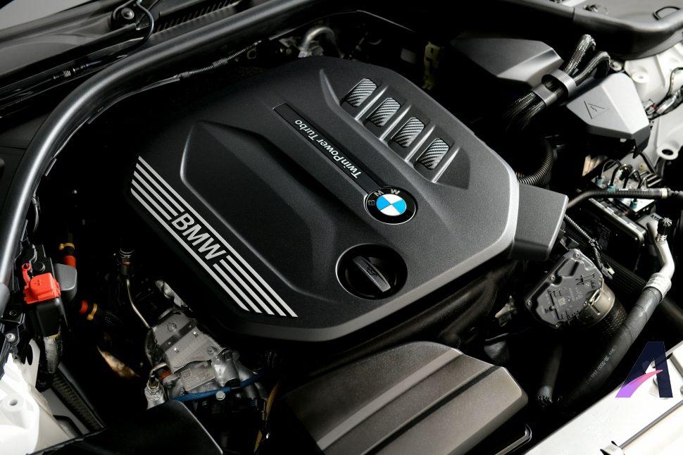 All New BMW 320d Sport