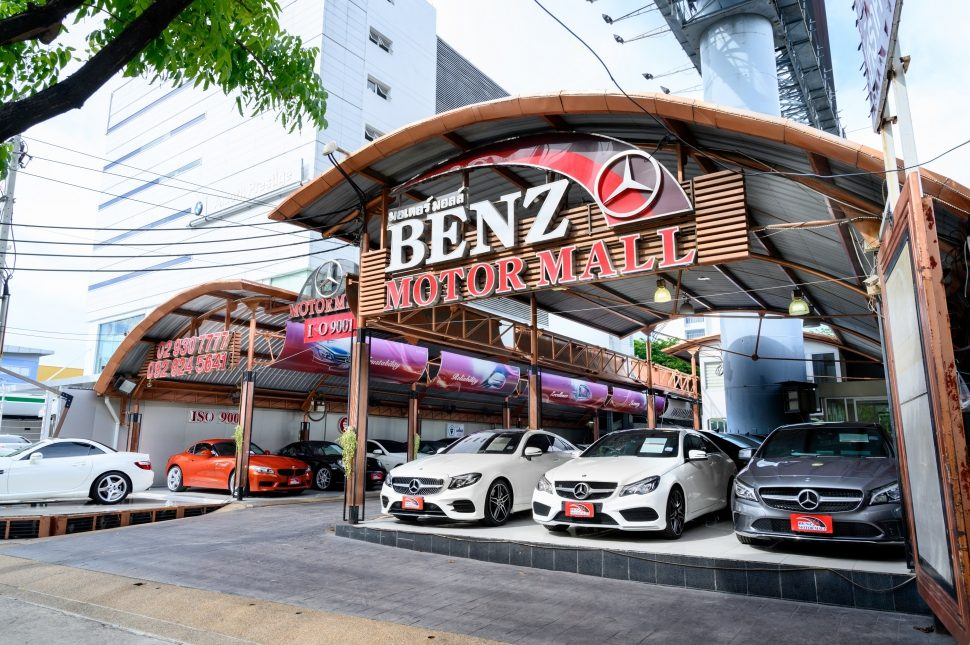 Benz Motor Mall