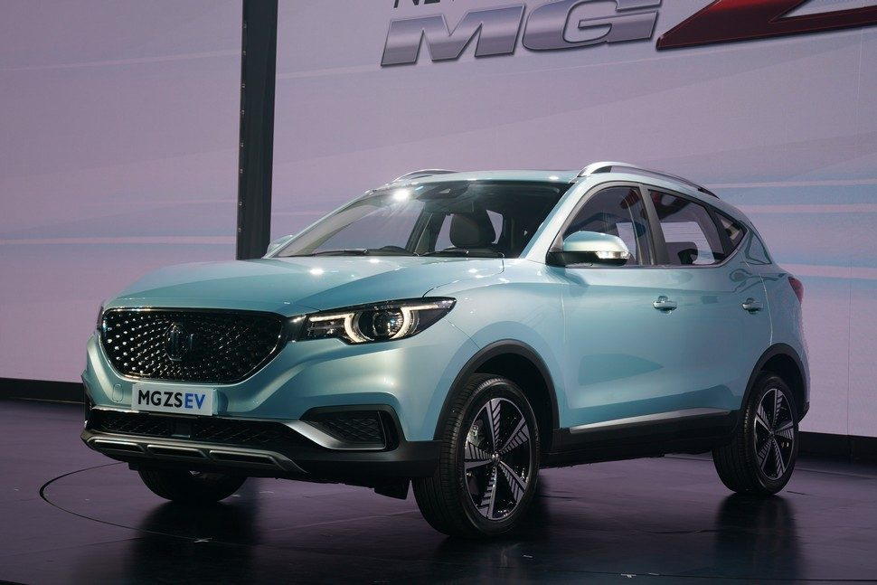New MG ZS EV