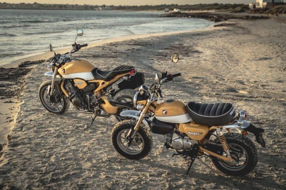 Honda CB1000R 'Monkey Kong'