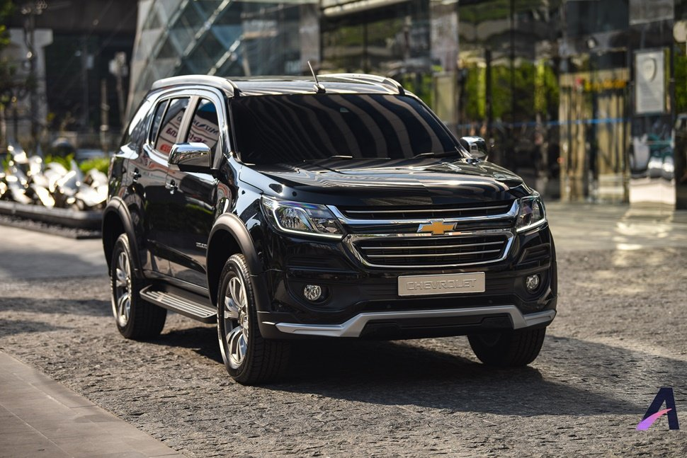 Chevrolet Trailblazer Perfect Edition II