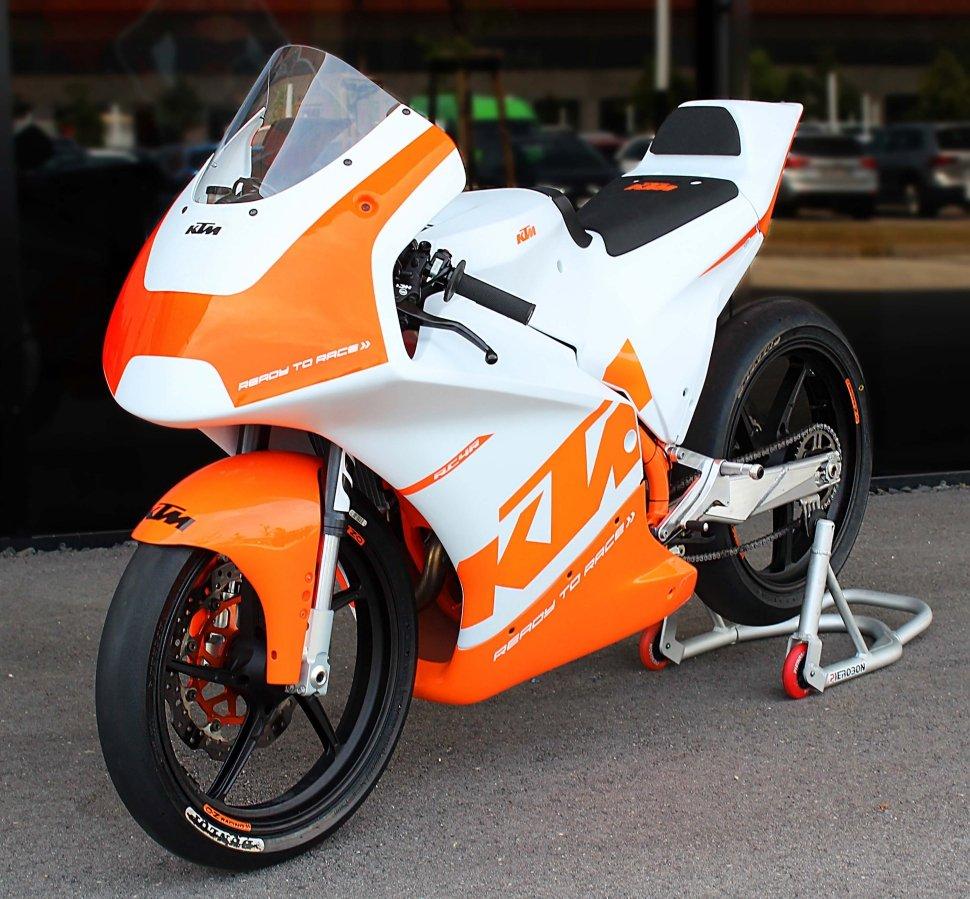 KTM RC4R