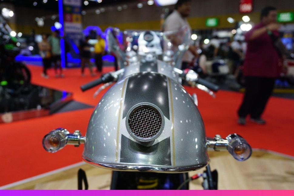 Yamaha XSR 155 Cafe Racer