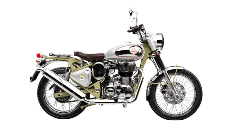 Royal Enfield Bullet Trials Works Replica