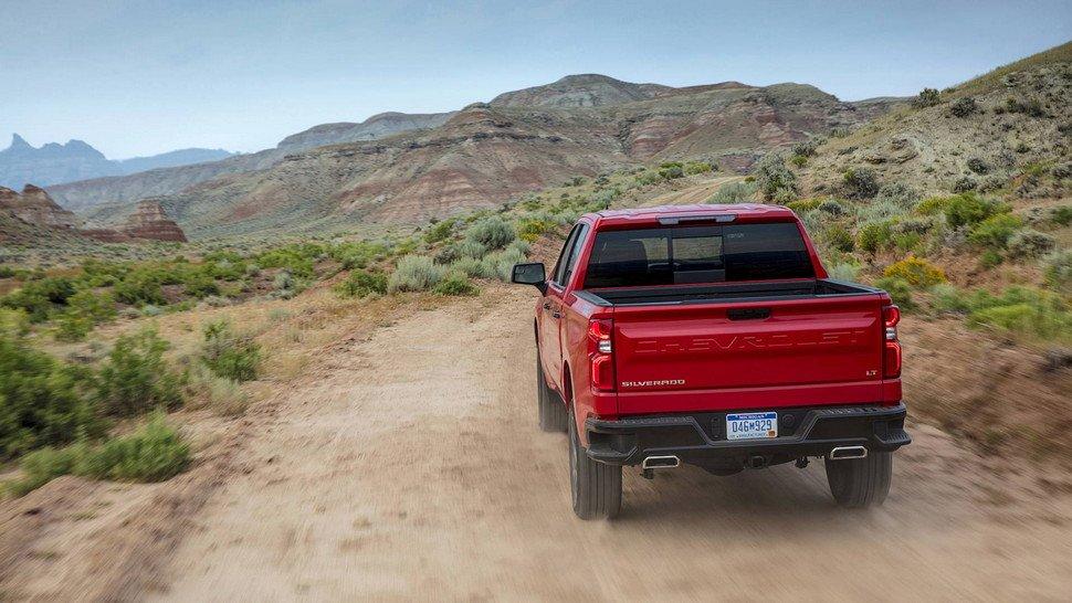 Chevrolet เตรียมเปิดตัว Silverado ZRX ออฟโรดความเร็วสูง ...