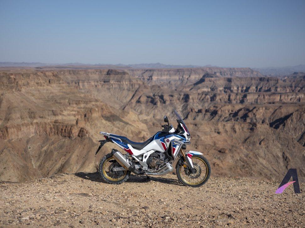 2020 New Honda Africa Twin Adventure Sport