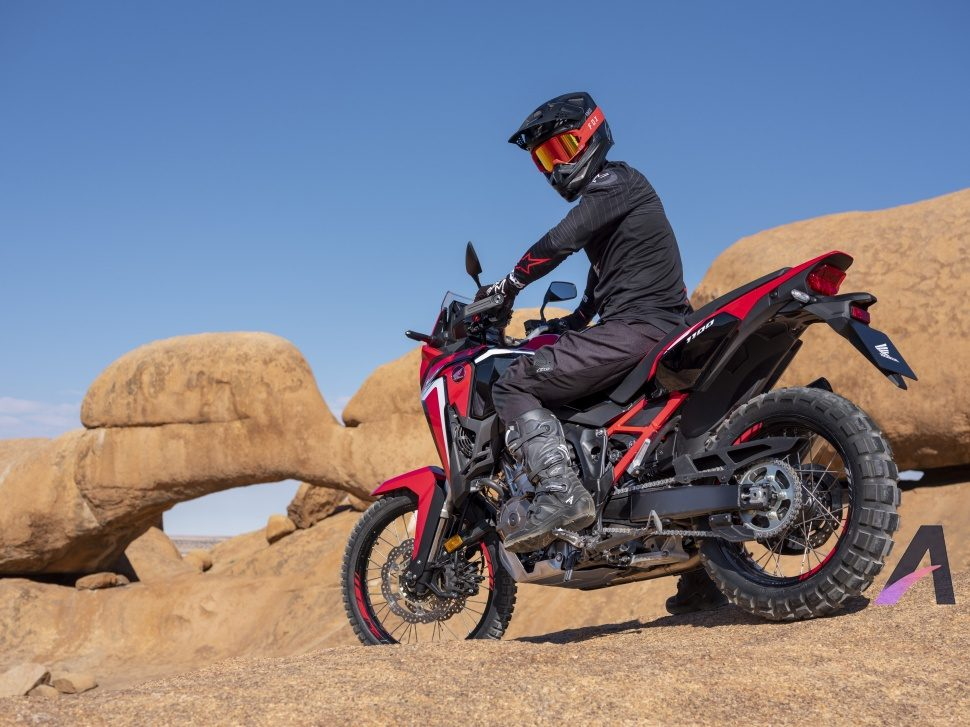 2020 New Honda Africa Twin