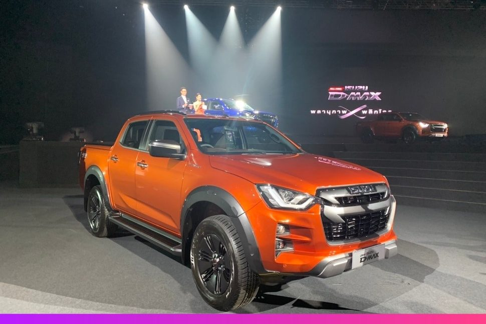 All-New Isuzu D-Max 2020