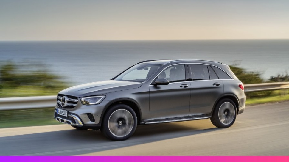 Mercedes-Benz GLC 220d