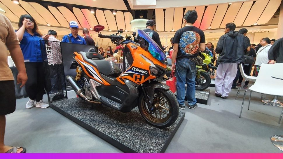 Honda ADV150 Street Racing