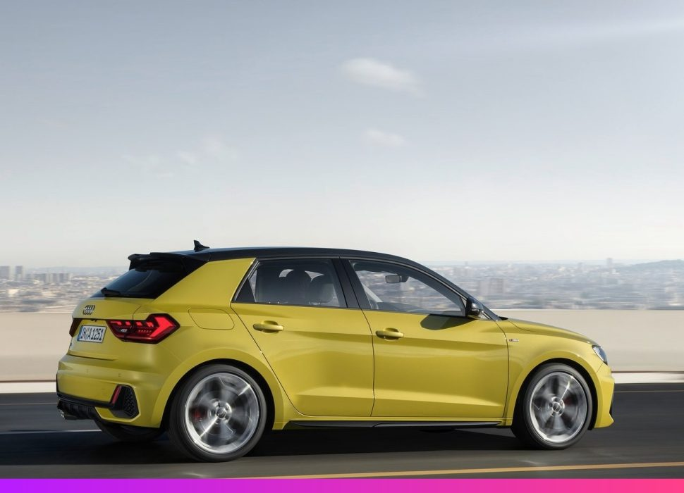 The New Audi A1 Sportback