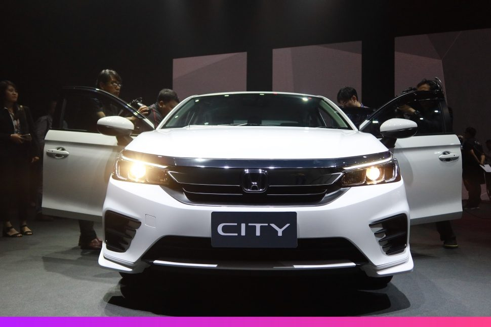 2020 All-New Honda City Modulo