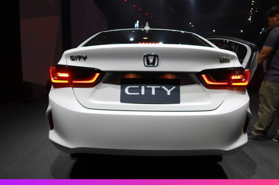2020 All-New Honda City SV