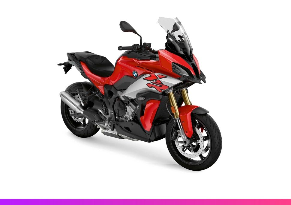 2020 All New BMW S1000XR