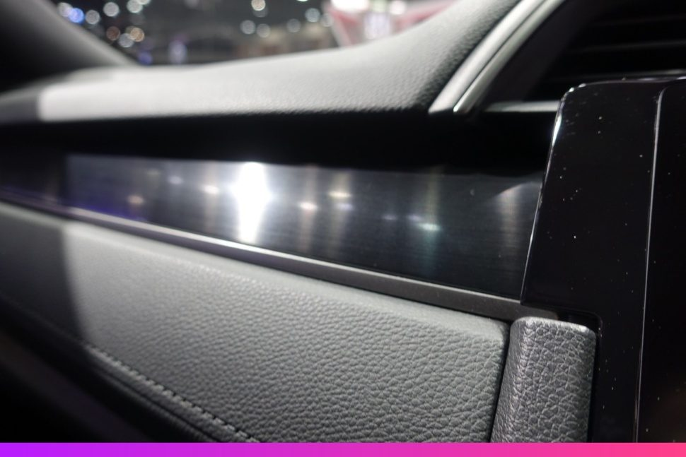 Honda Civic Hatchback Sonic Grey