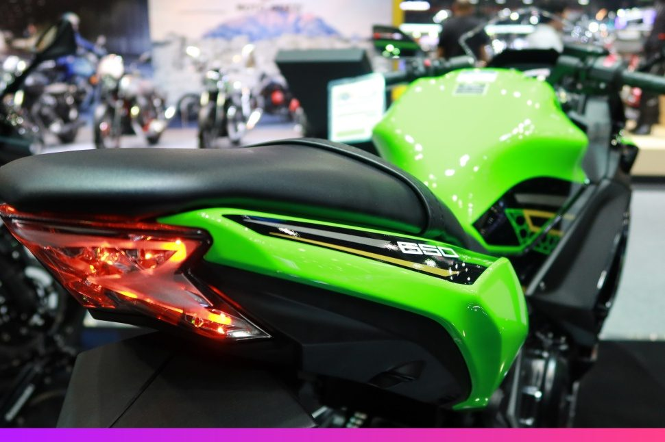 2020 Kawasaki Ninja650