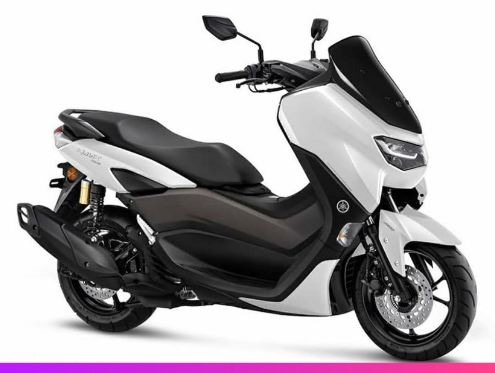 New Yamaha N-Max 2020
