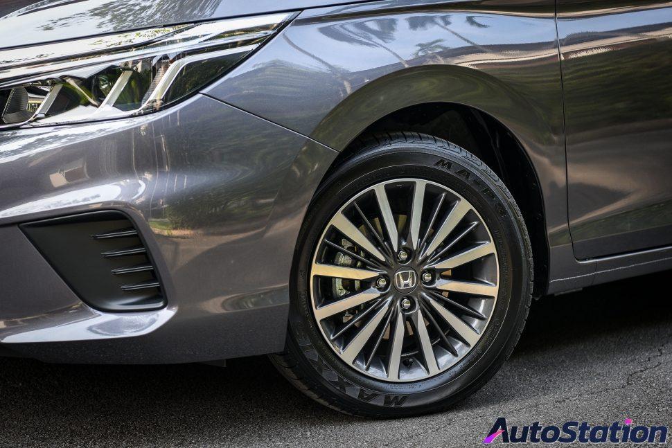 Honda City SV 2020