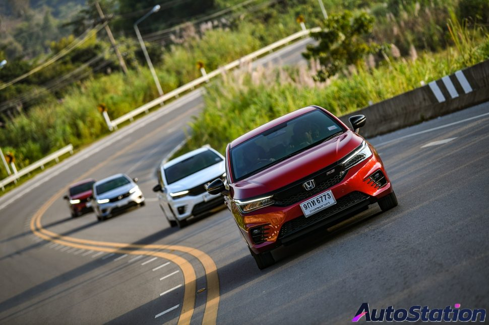 Honda City RS