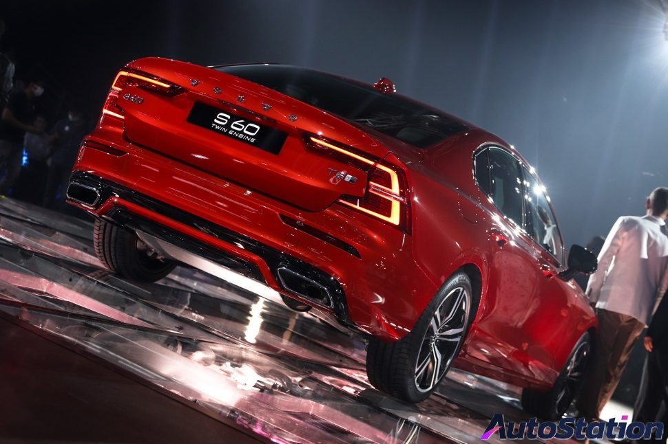 All-New Volvo S60 2020