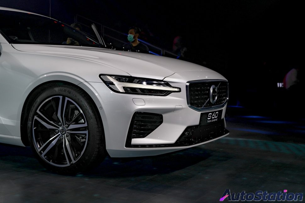 All New Volvo S60 2020