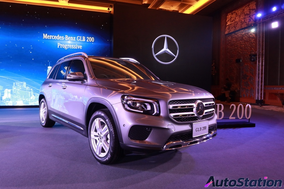 Mercedes-Benz GLB200 Progressive