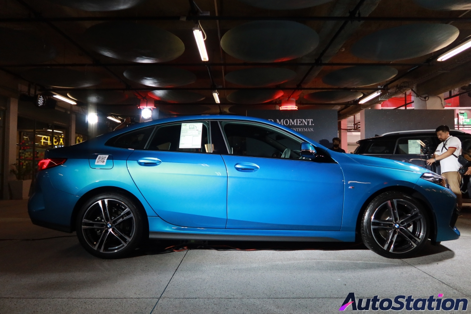 BMW 218i Grand Coupe M Sport